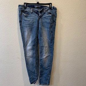 Levis Denim Curve Low Rise Skinny- Size 30x32